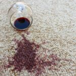 How to Remove Wine from Carpet or My rugs?