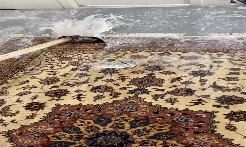 rug washing